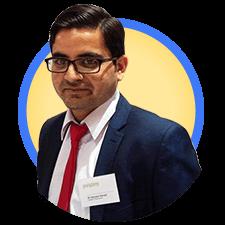 Dr. Sarvjeet Herald